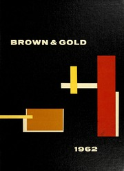Western Michigan University - Brown and Gold Yearbook (Kalamazoo, MI) online yearbook collection, 1962 Edition, Page 1