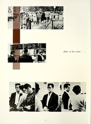 Page 12, 1962 Edition, Western Michigan University - Brown and Gold Yearbook (Kalamazoo, MI) online yearbook collection