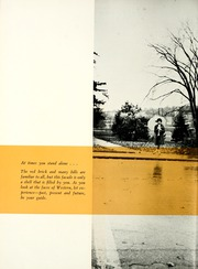Page 8, 1962 Edition, Western Michigan University - Brown and Gold Yearbook (Kalamazoo, MI) online yearbook collection