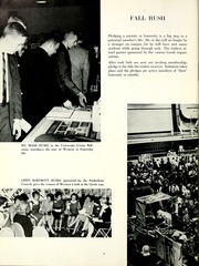 Page 12, 1963 Edition, Western Michigan University - Brown and Gold Yearbook (Kalamazoo, MI) online yearbook collection