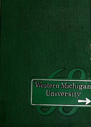 1968 Edition, Western Michigan University - Brown and Gold Yearbook (Kalamazoo, MI)
