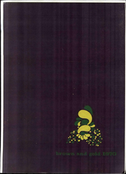 Page 1, 1970 Edition, Western Michigan University - Brown and Gold Yearbook (Kalamazoo, MI) online yearbook collection