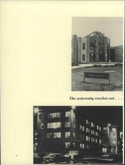 Page 12, 1971 Edition, Western Michigan University - Brown and Gold Yearbook (Kalamazoo, MI) online yearbook collection