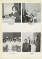 Page 10, 1970 Edition, Lewis and Clark Junior High School - Blazer Yearbook (Tulsa, OK) online yearbook collection