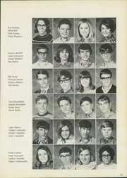 Page 13, 1970 Edition, Lewis and Clark Junior High School - Blazer Yearbook (Tulsa, OK) online yearbook collection