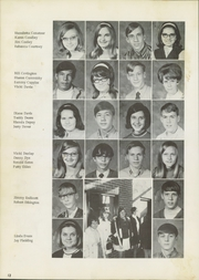 Page 14, 1970 Edition, Lewis and Clark Junior High School - Blazer Yearbook (Tulsa, OK) online yearbook collection