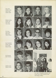 Page 16, 1970 Edition, Lewis and Clark Junior High School - Blazer Yearbook (Tulsa, OK) online yearbook collection
