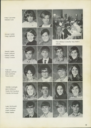 Page 17, 1970 Edition, Lewis and Clark Junior High School - Blazer Yearbook (Tulsa, OK) online yearbook collection