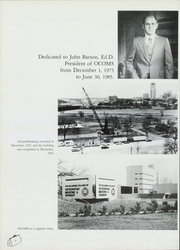 Page 10, 1985 Edition, Oklahoma College of Osteopathic Medicine and Surgery - Pinnacle Yearbook (Tulsa, OK) online yearbook collection