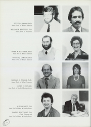 Page 14, 1985 Edition, Oklahoma College of Osteopathic Medicine and Surgery - Pinnacle Yearbook (Tulsa, OK) online yearbook collection