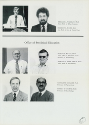 Page 15, 1985 Edition, Oklahoma College of Osteopathic Medicine and Surgery - Pinnacle Yearbook (Tulsa, OK) online yearbook collection