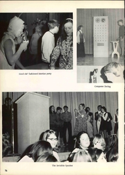 Page 80, 1970 Edition, Richard Byrd Junior High School - Explorer Yearbook (Tulsa, OK) online yearbook collection