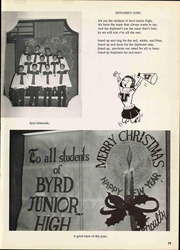 Page 81, 1970 Edition, Richard Byrd Junior High School - Explorer Yearbook (Tulsa, OK) online yearbook collection