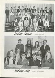 Page 10, 1971 Edition, Richard Byrd Junior High School - Explorer Yearbook (Tulsa, OK) online yearbook collection