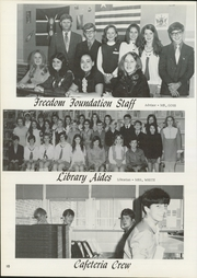 Page 12, 1971 Edition, Richard Byrd Junior High School - Explorer Yearbook (Tulsa, OK) online yearbook collection
