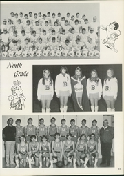 Page 13, 1971 Edition, Richard Byrd Junior High School - Explorer Yearbook (Tulsa, OK) online yearbook collection