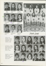 Page 14, 1971 Edition, Richard Byrd Junior High School - Explorer Yearbook (Tulsa, OK) online yearbook collection