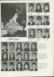 Page 15, 1971 Edition, Richard Byrd Junior High School - Explorer Yearbook (Tulsa, OK) online yearbook collection
