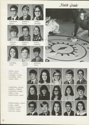 Page 16, 1971 Edition, Richard Byrd Junior High School - Explorer Yearbook (Tulsa, OK) online yearbook collection