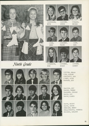Page 17, 1971 Edition, Richard Byrd Junior High School - Explorer Yearbook (Tulsa, OK) online yearbook collection