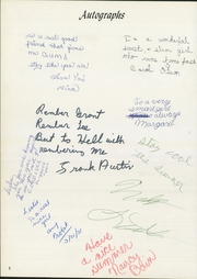 Page 4, 1971 Edition, Richard Byrd Junior High School - Explorer Yearbook (Tulsa, OK) online yearbook collection