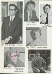 Page 6, 1971 Edition, Richard Byrd Junior High School - Explorer Yearbook (Tulsa, OK) online yearbook collection