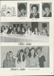 Page 7, 1971 Edition, Richard Byrd Junior High School - Explorer Yearbook (Tulsa, OK) online yearbook collection