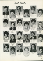 Page 9, 1971 Edition, Richard Byrd Junior High School - Explorer Yearbook (Tulsa, OK) online yearbook collection