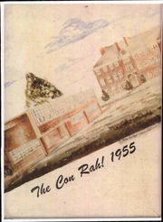 Page 1, 1955 Edition, Connors State College - Con Rah Yearbook (Warner, OK) online yearbook collection