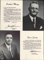Page 10, 1955 Edition, Connors State College - Con Rah Yearbook (Warner, OK) online yearbook collection