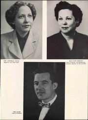 Page 11, 1955 Edition, Connors State College - Con Rah Yearbook (Warner, OK) online yearbook collection