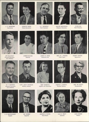 Page 12, 1955 Edition, Connors State College - Con Rah Yearbook (Warner, OK) online yearbook collection