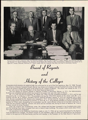 Page 9, 1955 Edition, Connors State College - Con Rah Yearbook (Warner, OK) online yearbook collection