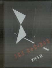 1958 Edition, Connors State College - Con Rah Yearbook (Warner, OK)