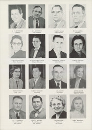 Page 10, 1958 Edition, Connors State College - Con Rah Yearbook (Warner, OK) online yearbook collection
