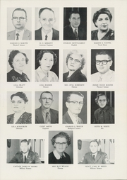 Page 11, 1958 Edition, Connors State College - Con Rah Yearbook (Warner, OK) online yearbook collection