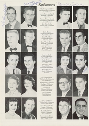 Page 12, 1958 Edition, Connors State College - Con Rah Yearbook (Warner, OK) online yearbook collection