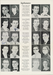 Page 13, 1958 Edition, Connors State College - Con Rah Yearbook (Warner, OK) online yearbook collection