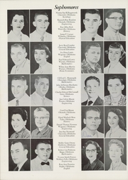 Page 14, 1958 Edition, Connors State College - Con Rah Yearbook (Warner, OK) online yearbook collection