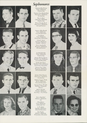 Page 15, 1958 Edition, Connors State College - Con Rah Yearbook (Warner, OK) online yearbook collection