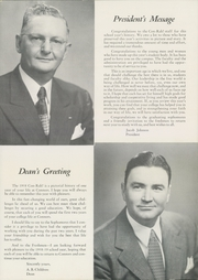 Page 7, 1958 Edition, Connors State College - Con Rah Yearbook (Warner, OK) online yearbook collection