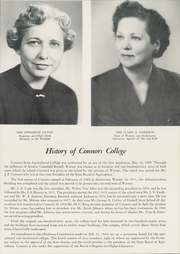 Page 9, 1958 Edition, Connors State College - Con Rah Yearbook (Warner, OK) online yearbook collection