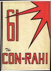 Page 1, 1961 Edition, Connors State College - Con Rah Yearbook (Warner, OK) online yearbook collection