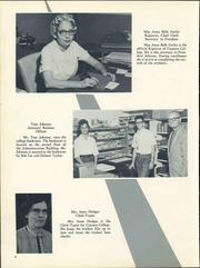 Page 10, 1961 Edition, Connors State College - Con Rah Yearbook (Warner, OK) online yearbook collection