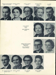 Page 12, 1961 Edition, Connors State College - Con Rah Yearbook (Warner, OK) online yearbook collection