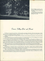 Page 6, 1961 Edition, Connors State College - Con Rah Yearbook (Warner, OK) online yearbook collection