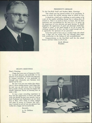 Page 8, 1961 Edition, Connors State College - Con Rah Yearbook (Warner, OK) online yearbook collection