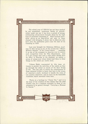Page 10, 1934 Edition, Oklahoma Military Academy - Vendette Yearbook (Claremore, OK) online yearbook collection