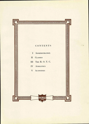 Page 11, 1934 Edition, Oklahoma Military Academy - Vendette Yearbook (Claremore, OK) online yearbook collection