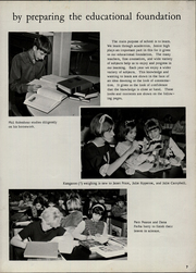 Page 11, 1968 Edition, Hoover Middle School - Talon Yearbook (Oklahoma City, OK) online yearbook collection